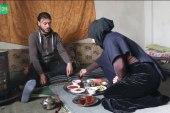 ثلاثة أطفال بلا معيل في حلب.. والسبب إصابة والدهم!