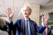 المبعوث الأممي يعلن عن لقاء قريب مع هيئة التفاوض السورية