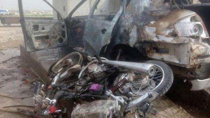 قوات النظام تقصف إدلب.. وانفجار مفخخة في عفرين