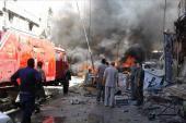 انفجار يستهدف نقطة عسكرية في محيط دمشق