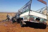 جرحى مدنيون بانفجار لغم أرضي في درعا