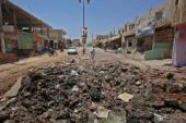 مقتل ضابط ومدنيين اثنين بانفجار لغم في درعا