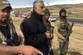 قاسم سليماني يدير مطار حلب الدولي