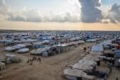 أهالي مخيم الهول بالحسكة يوجهون نداء استغاثة لإخراجهم
