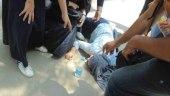 """""""مروحة"""" تُصيب طالبة خلال تقديمها الامتحان في الحمدانية بحلب!"""