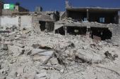 قصفهم وهم نيام.. النظام يرتكب مجزرة مروعة في مدينة سراقب بإدلب