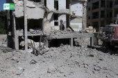 بعد مقتل 10 مدنيين.. لا صلاة في إدلب