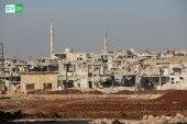 خوفاً من هجمات المعارضة.. النظام يُفجر المنازل في كفرنبودة!