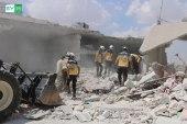 طائرات النظام وروسيا تواصل ارتكاب المجازر شمال سوريا