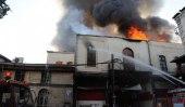 عقب حرائق دمشق.. موالون يسخرون من النظام ويتهمونه بالسرقة!