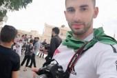"""ما هي الكلمات الأخيرة للناشط الإعلامي """"أنس دياب"""" قبل مقتله بغارة جوية على خان شيخون؟"""