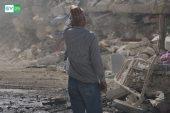 قتلى وجرحى بغارات جوية على خان شيخون في إدلب