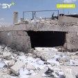 خروج مشفى الرحمة في بلدة تلمنس بريف إدلب عن الخدمة جراء غارات جوية من قبل الطيران الحربي