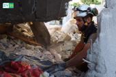 استمرار حمام الدم في إدلب.. ضحايا بينهم أطفال بغارات جوية روسية