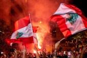لمكافحة خطاب العنصرية.. متظاهرو لبنان يرددون: لاجئين جوا باسيل برا (فيديو)