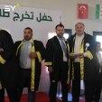"""جامعة """"الشام العالمية"""" تخرّج أول دفعة من طلابها بمعظم الاختصاصات بريف حلب"""