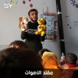 محمد العيسى شاب يقلد الأصوات.. يستخدم موهبته ليفرح الأطفال