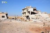 طائرة روسية تقتل أربعة رجال في مدينة كفرنبل جنوب إدلب