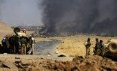 التحالف الدولي يجدد هجماته على مواقع النظام وإيران في دير الزور