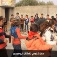 """معهد """"دار السلام"""" يقيم حفلاً ترفيهياً لـ 85 طفلاً من اليتامى وأبناء المعتقلين"""