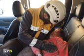 مجزرة مروعة يرتكبها النظام في بلدة البارة بإدلب ضحاياها أطفال ونساء