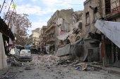 طائرات الأسد ترتكب مجزرة في مدينة إدلب