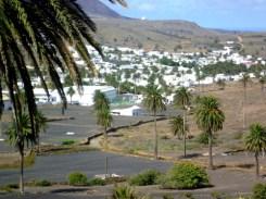 Haria Tal der 1000 Palmen