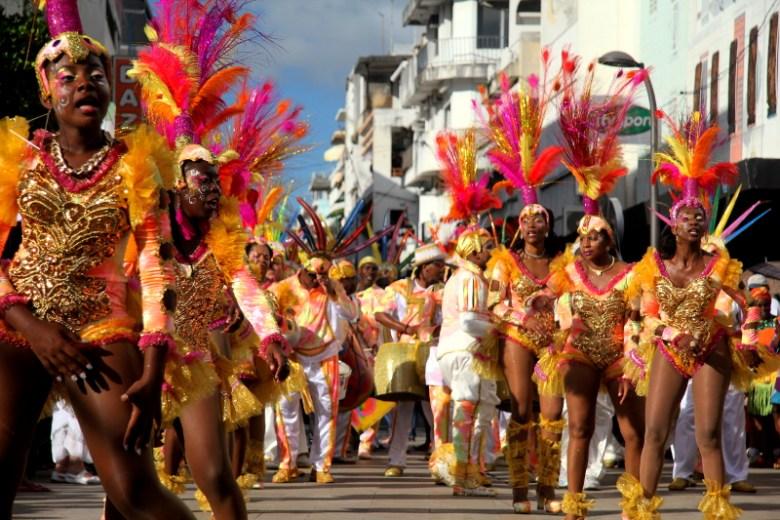 Karneval Guadeloupe (5k)