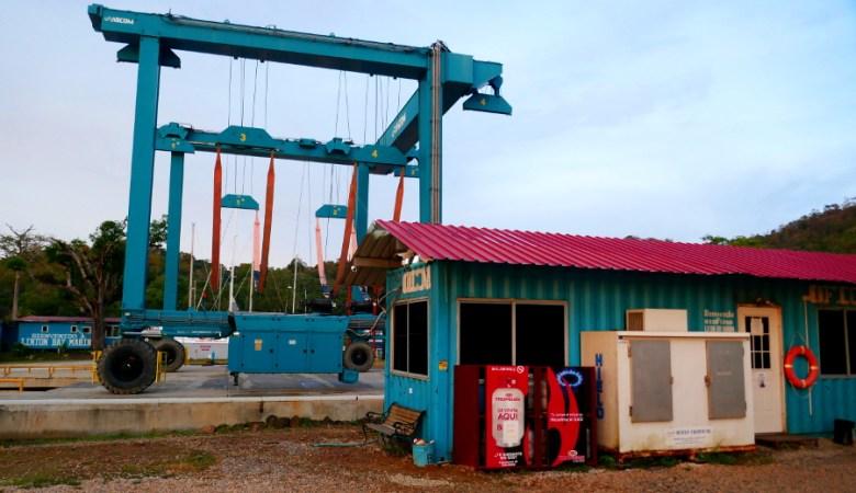 Linton Bay Marina