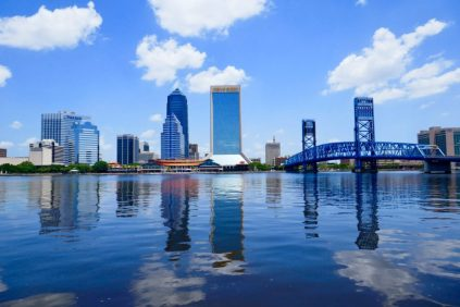 St. Johns River und Jacksonville