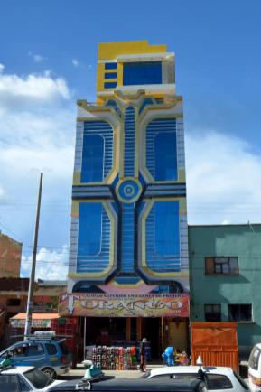 Fertiges Haus in El Alto