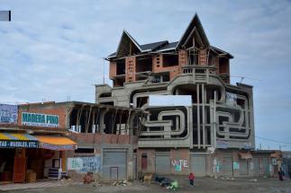 Interessante Baustelle