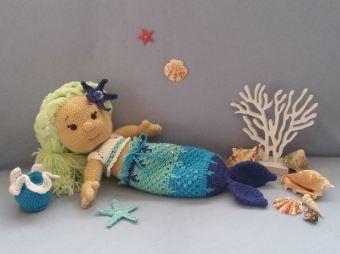 Diese süße, kleine Meerjungfrau heißt Stella