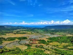 Pemandangan dari Tebing Panenjoan