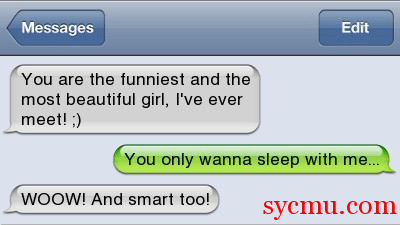 You-only-wanna-sleep-with-me…