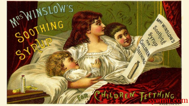 Mr.s Winslow's Soothing Drug