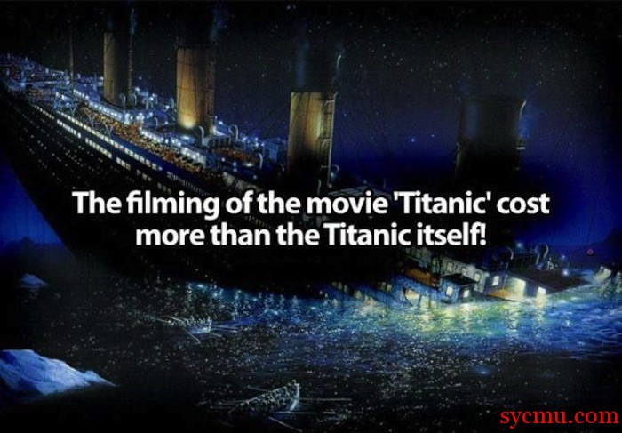 Cost of Making Titanic