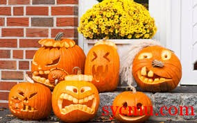 Top 10 Funniest Halloween Jokes, Best Halloween Jokes, Funny Pumpkin Faces