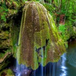 Beautiful Waterfall in Bigar Romania