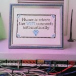 Home is a Place Where…