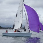 RS Vision sailing - a typical multi-purpose dinghy
