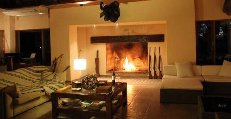 El Cortijo dove hunting lodge