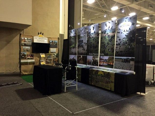 DSC 2015 booth