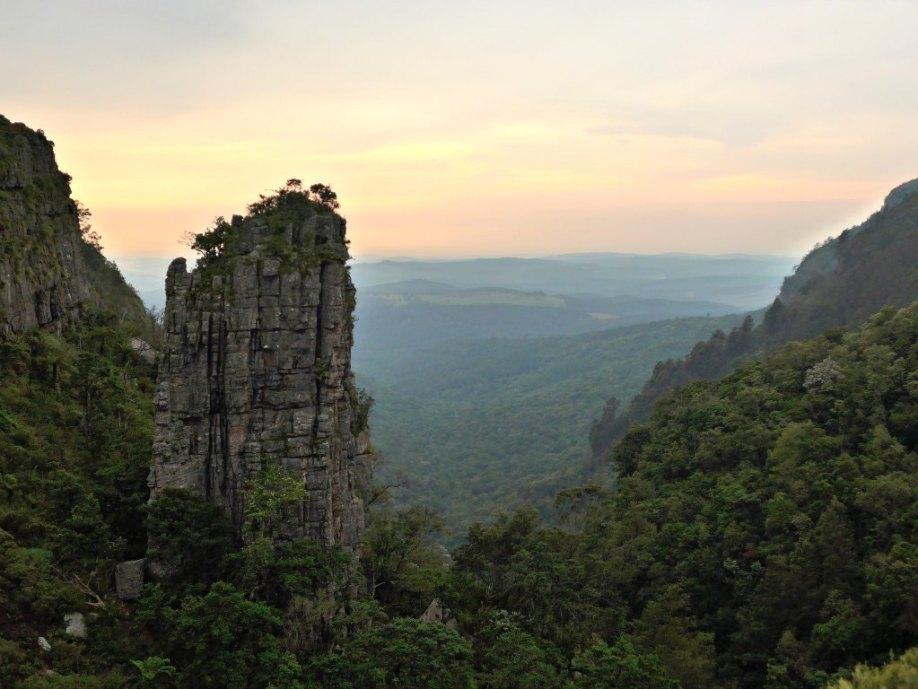 Vackra utsiktsplatser längs Panorama rutten