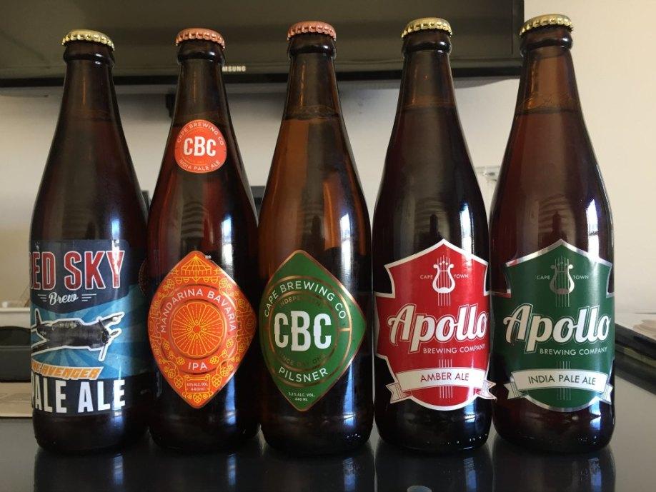 CBC ligger på den populära vingården Spice Route och drivs av svenska Åbro.