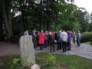 Vestre Kirkegård Rundvisning 034