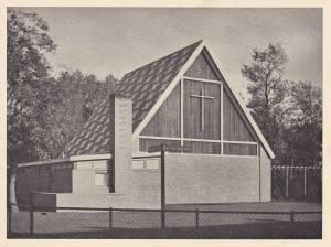 Sjælør Kirke 1953