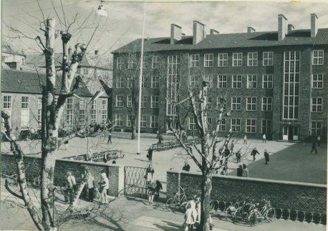 Bavnehøjens skole1930 Indvielsesår
