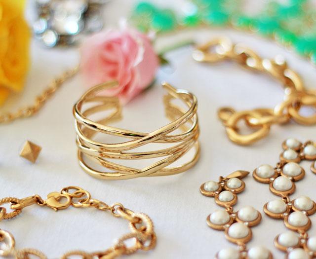 Sydne-Style-Stella-and-Dot-fashion-week-jewelry-gold-bangle