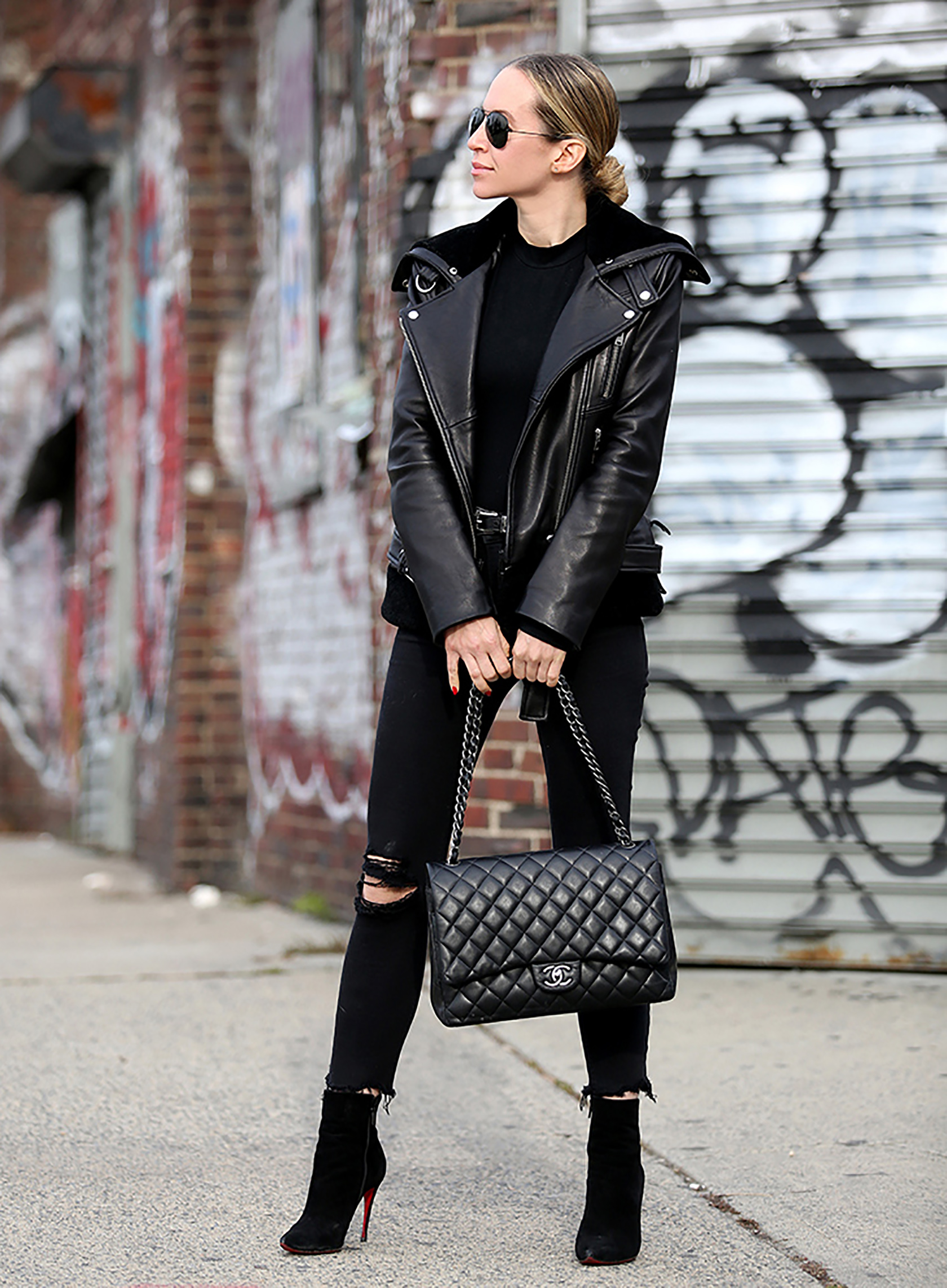 Six Black Winter Outfit Ideas